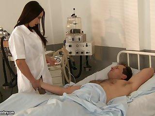 21sextury- Alesya & George - In Hospital