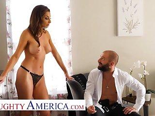 Latina lustful MILF heart-stopping xxx video