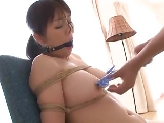 Japanese Nose torture